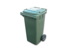 Wheelie Bin Hire for Clean Outs and Events from Just Wheelie Bins