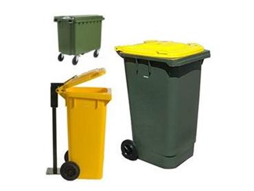 Waste Equipment - Wheelie Bins