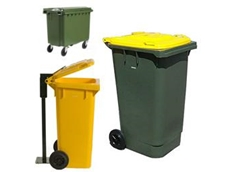 Waste Equipment - Wheelie Bins
