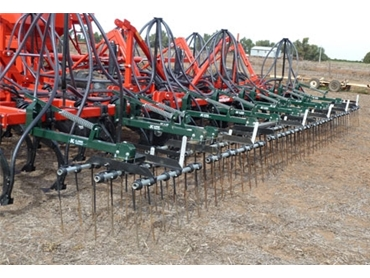 Excellent levelling of seed bed with intelligent K-Line engineering
