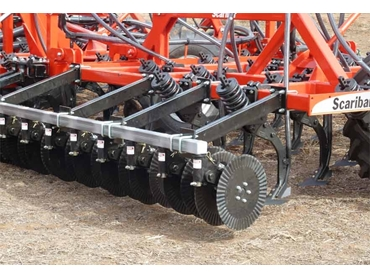 Available in single and double coulters to suit your field application