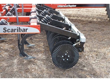 Heavy duty construction for low maintenance in demanding conditions