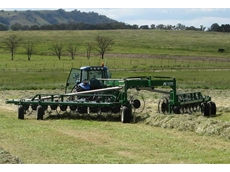 Hay Rakes- Delta V Rakes and Inline Rakes from K-Line Agriculture