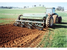 Modular Rotary Harrows for Trash Management and Weed Control by K-Line Agriculture