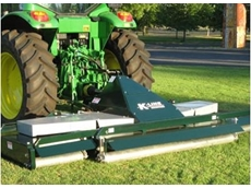 Precision cut mowers