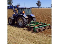 Stubble Management & Strategic Tillage