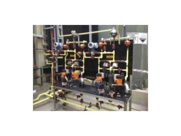 Piping and Valve systems