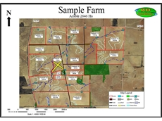 Farm Maps and Soil Maps Services from KH Consultancy