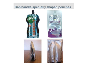 Packaging machines for all pouch types