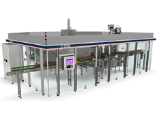Innofill Glass Filling Systems from KHS Pacific