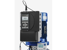 KSB showcases its new PumpDrive for the first time at Hannover Messe 2014