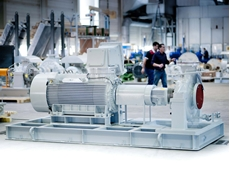 Pumps from the RPHb range are part of a major order comprising 189 KSB pumps for a refinery in Vietnam