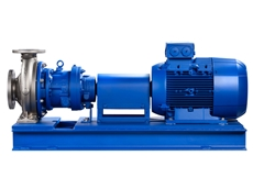 KSB's new Magnochem mag drive pumps