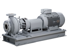 HPK-L, the new hot water recirculation pump, can handle hot water up to 400°C without external cooling