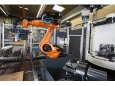 KUKA.PLC mxA allows programming of robots using a PLC