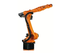 KR 5 Arc industrial robots offer a service life of 40,000 hours, and maintenance intervals of over 20,000 hours