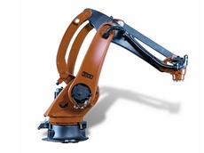 KUKA KR40PA palletising robot