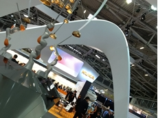 KUKA launched a new industrial robot at the Automatica