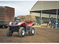 Kymco Australia achieved a national ATV market share of 3.4% in 2010