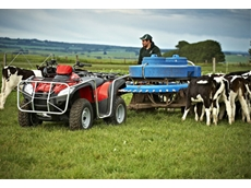 Heavy Duty Quad Bikes with Impressive Holding and Towing Capacities from Kymco