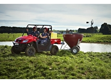 Robust UXV 500 Quad Bikes with Excellent Suspension and Ergonomics from Kymco