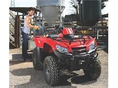 Kymco's MXU 400 26 horsepower ATV