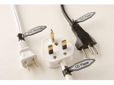 Plug identification tags