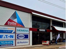 Delta Electrics based in Winnellie, NT is now a distributor of Kaeser Compressors