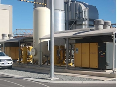 Kaeser supplies Kwinana Power Station with absolutely clean compressed air
