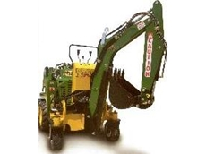 Kanga Backhoe mini loader