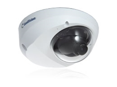GeoVision GV-IP Megapixel Vandal-Proof Dome Camera