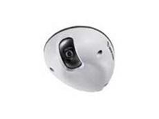 Vivotek MD7560 2 megapixel vandal proof dome cameras have a fixed wide angle lens