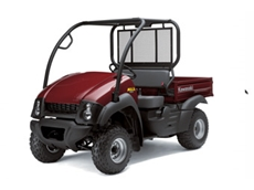 Mule 600 2x4 All Terrain Vehicles