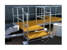 Modular handrail system