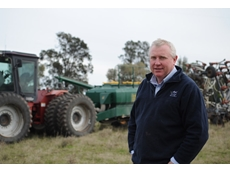 NSW farmer and agronomist, John Minogue uses Keech DDP 18W1 knife points to improve field efficiency