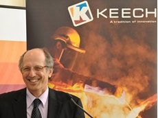 Keech Australia CEO Dr Herbert Hermens says innovation is their focus and this is reflected throughout the entire organisation