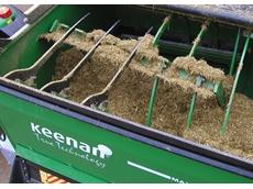 Total mixed rationing (TMR) using Keenan feeder wagons