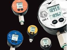 Keller's ATEX compliant electronic pressure gauges
