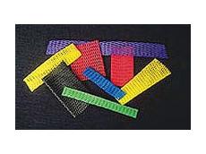 Coloured sleeve web