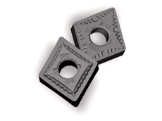 Kennametal coated inserts double productivity.