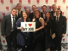 Kennards Hire was named in the Top 10 Best Places to Work in Australia