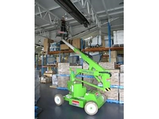 Boom lifts available from Kennards Hire