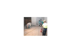Dust collection and extraction machines for hire from Kennards Concrete Care