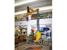 Elevating work platforms available from Kennards Hire
