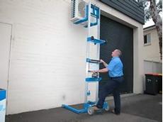 Genie GL 10 lightweight material hoist