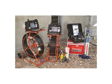 Kennards Hire Test & Measurement Pipe Cameras and Locators