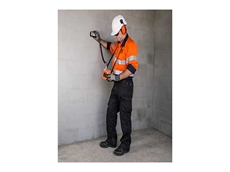 Elcometer concrete cover meter measures the thickness of concrete cover of both stainless steel rebar and metal pipes