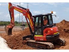 Kennards Hire expands excavator range