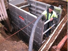 Kennards Hire increases stocks of Trench Mate aluminium shoring system
