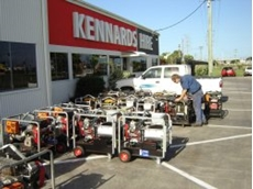 Kennards Hire offers assistance during Cyclone Larry